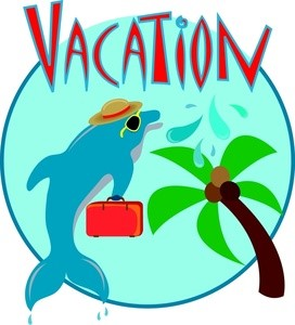 vacation - improve your english with images