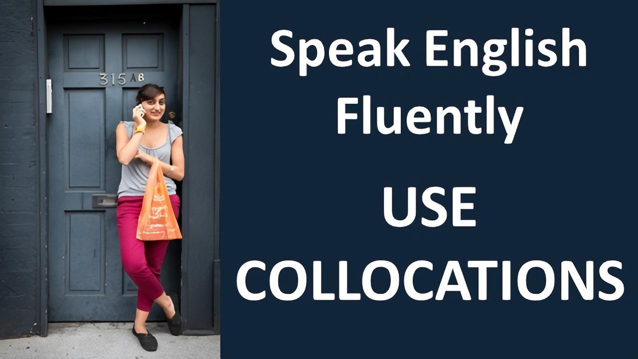 collocations in english