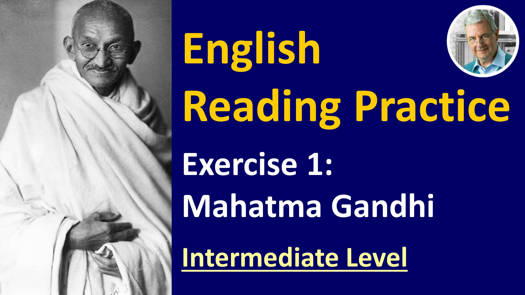 english reading exercise #1 intermediate