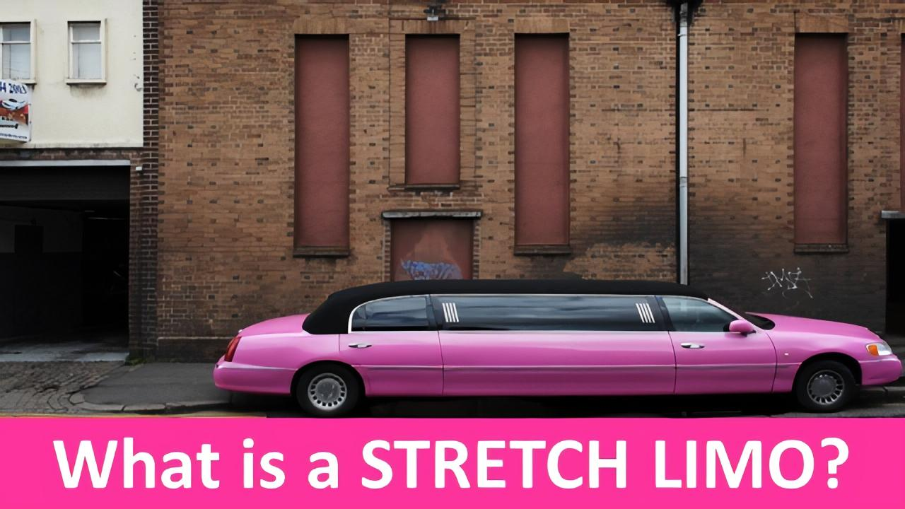 definition of stretch limo