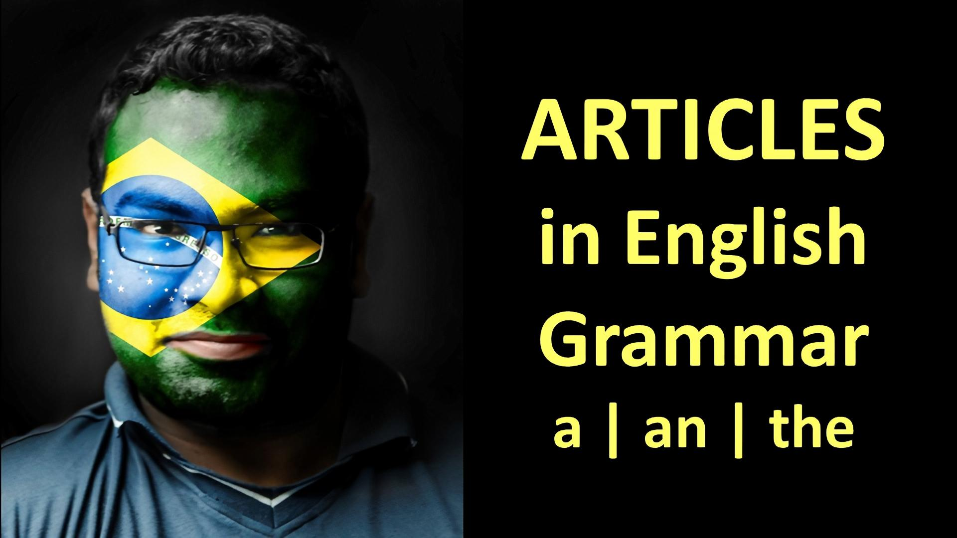articles in english grammar