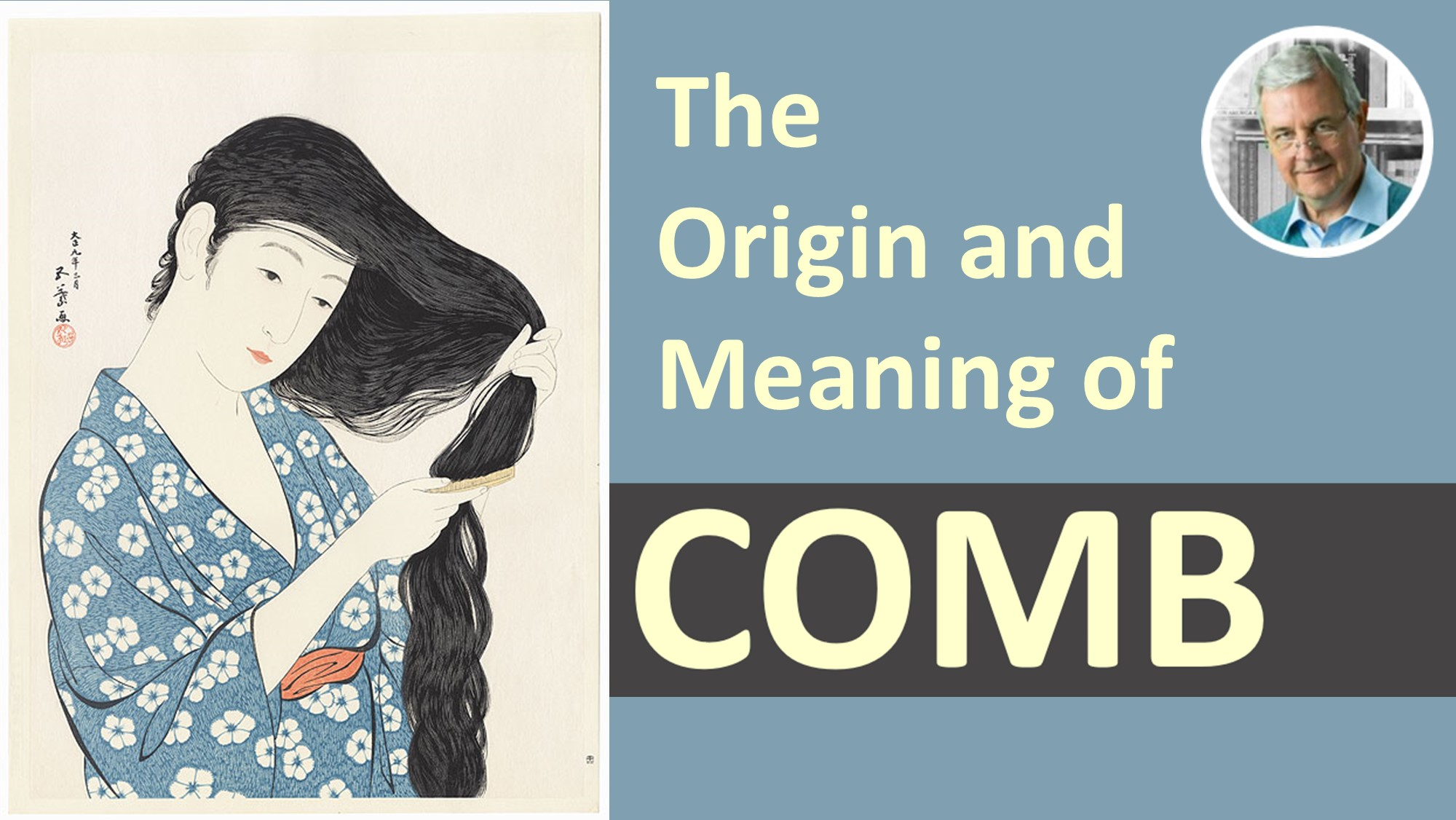 the meaning and definition of comb