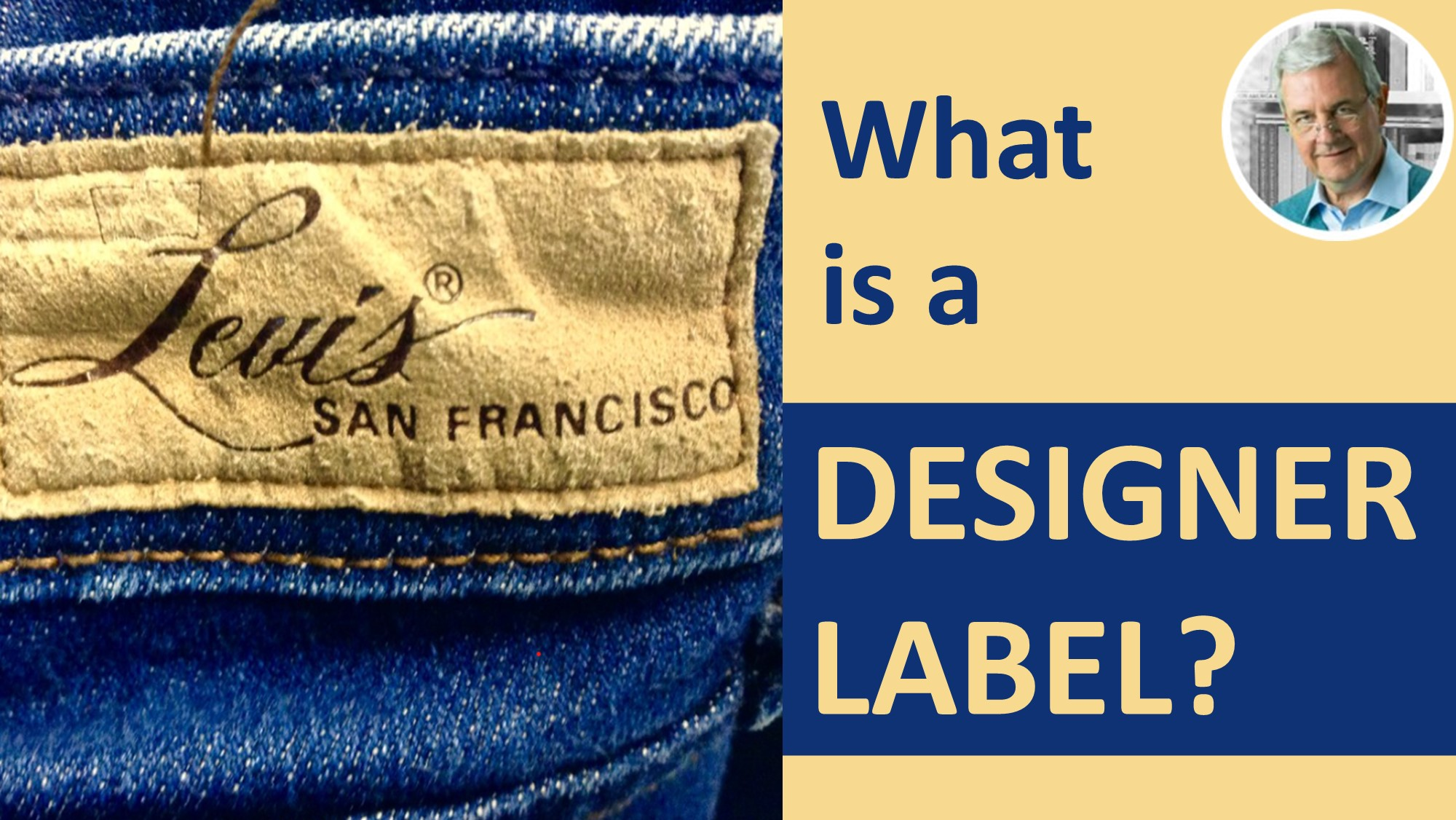 what is a designer label