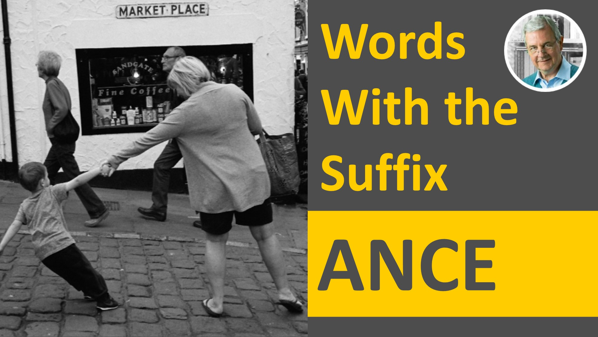 words with the suffix ance