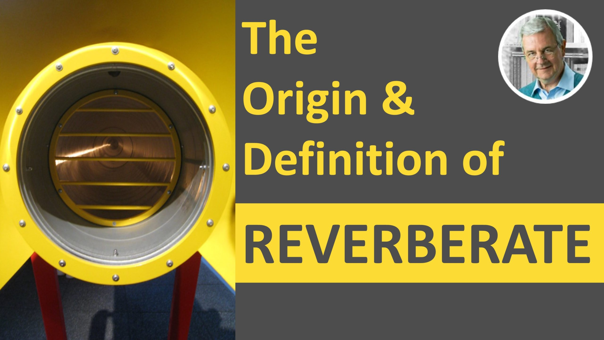 what does reverberate mean