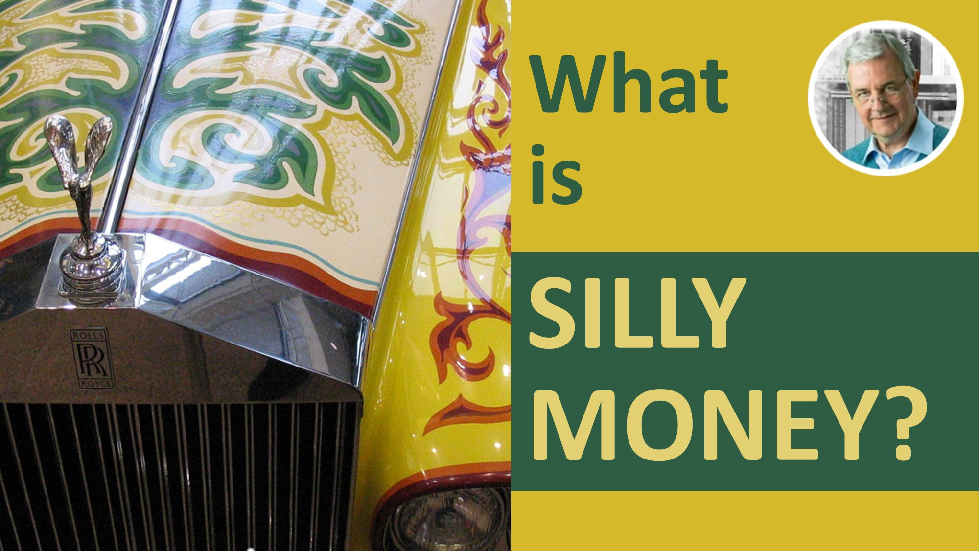 definition of silly money