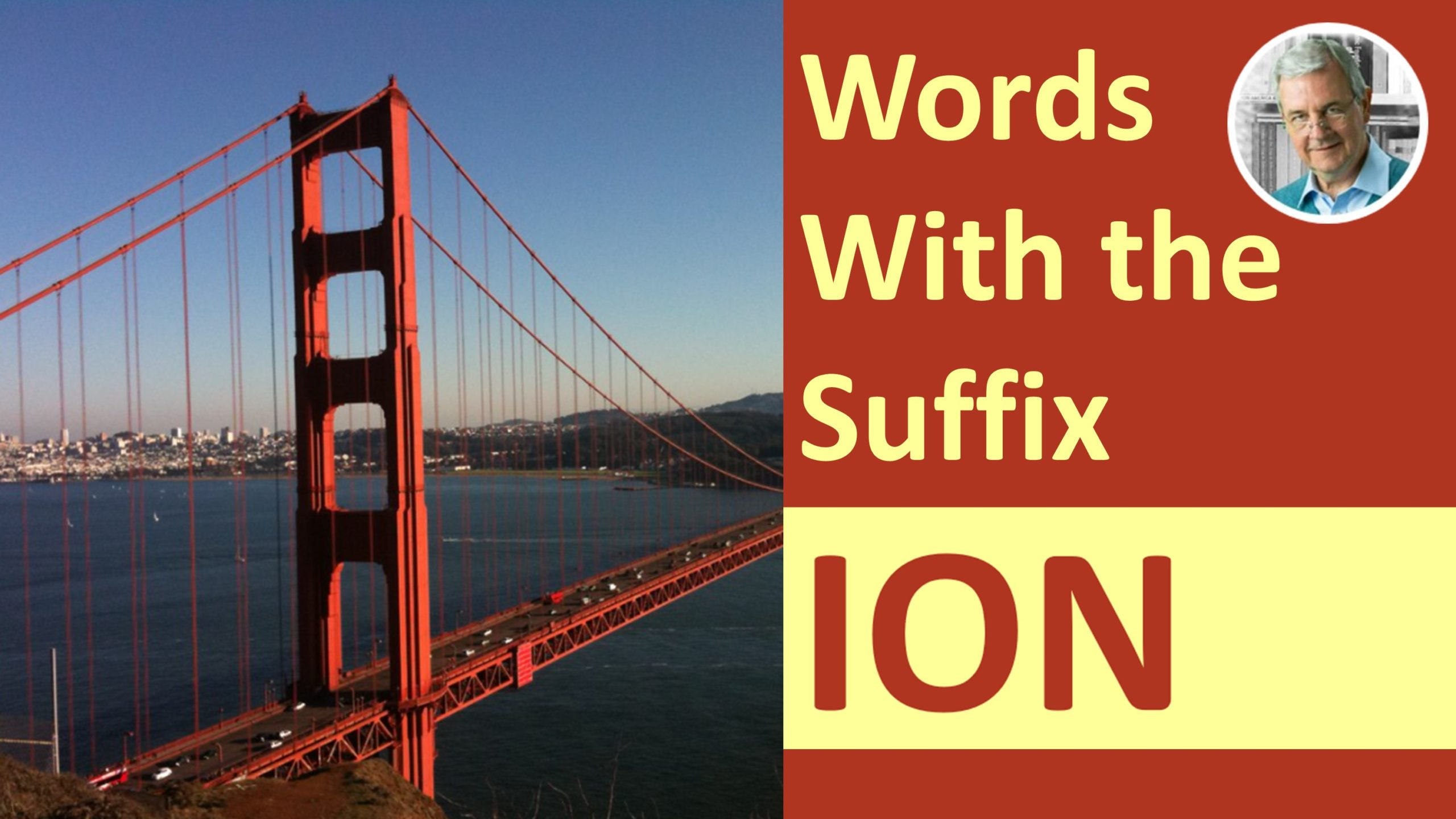 meaning of suffix ion