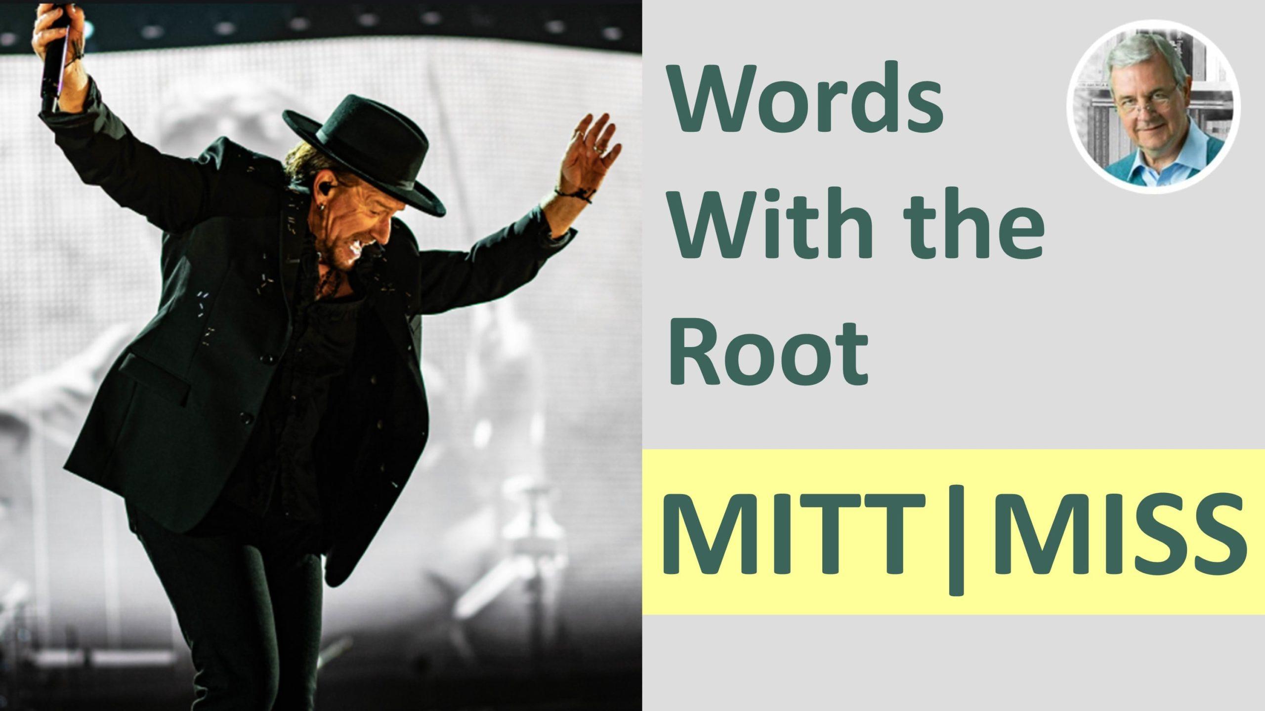 word root miss